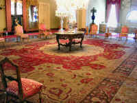This Is A Rug In Dolmabahçe Palace Istanbul Turkish Rugs Are Indispensable Choice Of Carpets
