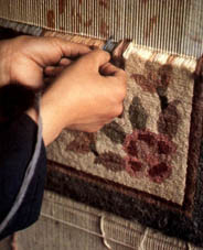 If You Want To A Valuable Persian Carpet First Of All It Must Be Handmade Machine Made Rugs Lacks Originality Durability Charm And Investment
