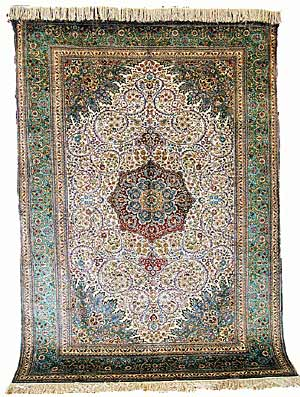 World Famous Name Hereke Can Not Be Considered As A Rug But Piece Of Art